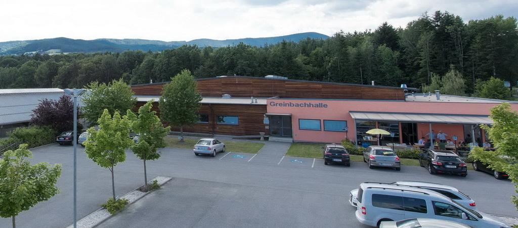 Zuchtrinderversteigerung und Nutzrindermärkte in der Greinbachhalle in der Steiermark