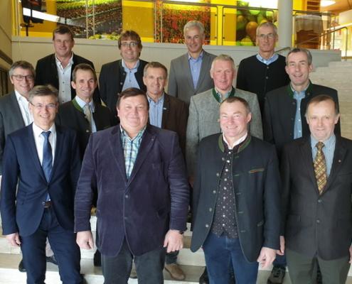 Gründungskomitee Qualitätslabor Österreich