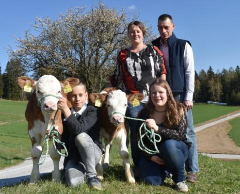 Familie Sitka - Züchter des Jahres 2020