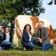 Familie Winklehner mit STROMA AT 262.306.138 im Oktober 2020
