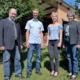 Alois, Thomas, Anna und Elfriede Holzreiter